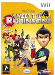 Disney Disney' Meet the Robinsons (Nintendo Wii)