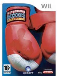 Ubisoft Victorious Boxers Challenge (Wii)