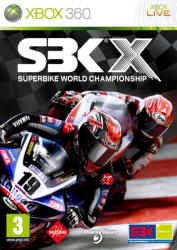 Black Bean SBK X Superbike World Championship (Xbox 360)