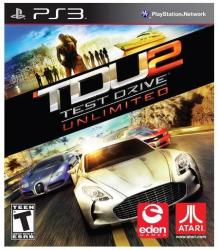 Atari Test Drive Unlimited 2 (PS3)