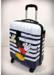 ... American Tourister Disney Legends Mickeys Kiss négykerekű kabinbőrönd  (19C 22 019) 17394c3ff0