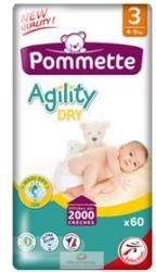 Pommette Agility 1 Newborn (2-5kg) 27db