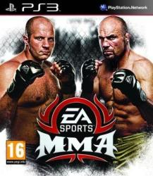 Electronic Arts MMA (PS3)