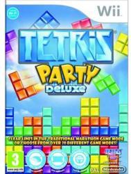 Majesco Tetris Party Deluxe (Wii)