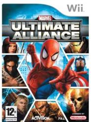 Activision Marvel Ultimate Alliance (Wii)