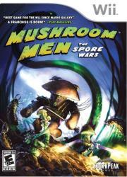 Gamecock Mushroom Men: The Spore Wars (Nintendo Wii)
