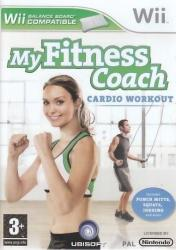 Ubisoft My Fitness Coach Cardio Workout (Wii)