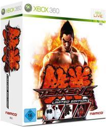Namco Bandai Tekken 6 [Limited Edition] (Xbox 360)
