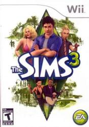 Electronic Arts The Sims 3 (Wii) Játékprogram