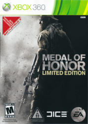 Electronic Arts Medal of Honor [Limited Edition] (Xbox 360)