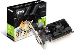 MSI GeForce GT 710 1GB GDDR3 64bit PCIe (GT 710 1GD3 LP)