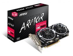 MSI Radeon RX 570 8GB GDDR5 256bit PCIe (RX 570 ARMOR 8G OC)