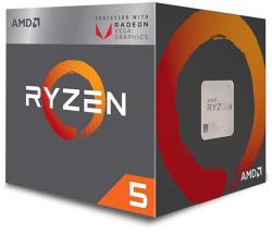 AMD Ryzen 5 2400G Quad-Core 3.6GHz AM4