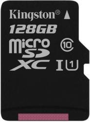 Kingston MicroSDXC 128GB Class 10 SDCS/128GBSP