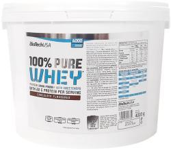 BioTechUSA 100% Pure Whey - 4000g