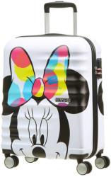 American Tourister Wavebreaker Disney Minnie Close-Up kabinbőrönd (31C*02*001)