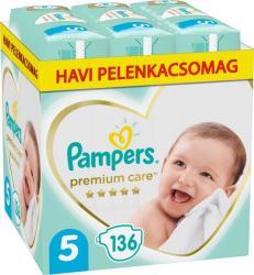 Pampers Premium Care 5 Junior 136db
