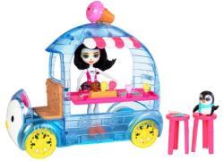 Mattel Enchantimals - Pingvines fagyizó játékszett