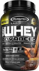 MuscleTech 100% Whey Advanced - 2270g