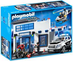 Playmobil Rendőrkapitányság (9372)