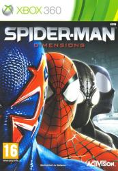 Activision Spider-Man Shattered Dimensions (Xbox 360)