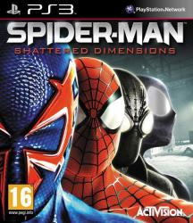 Activision Spider-Man Shattered Dimensions (PS3)