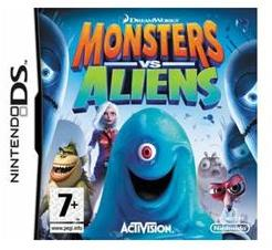 Activision Monsters vs. Aliens (Nintendo DS)