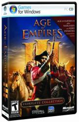 Microsoft Age of Empires III [Complete Collection] (PC)