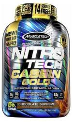 MuscleTech Nitro-tech Casein Gold - 2300g