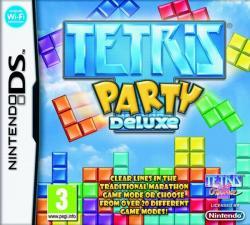 Majesco Tetris Party Deluxe (Nintendo DS)