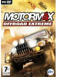 City Interactive Motorm4x (PC)