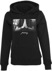 Mr. Tee Ladies Pray Hoody black