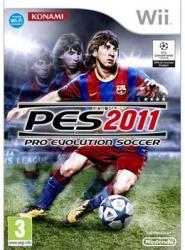 Konami PES 2011 Pro Evolution Soccer (Wii)
