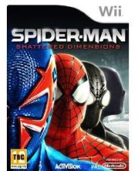 Activision Spider-Man Shattered Dimensions (Wii)