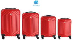 Leonardo Da Vinci 4db-os bőrönd szett (507 4)