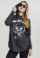 Mr. Tee Motörhead Everything Louder Oversized Hoody charcoal