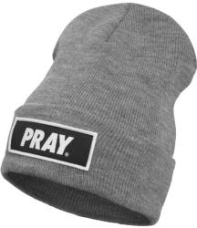 Mr. Tee Pray Beanie h. grey