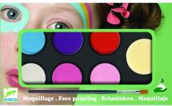 Djeco Culori make-up non alergice Djeco, pastel (DJ09231)