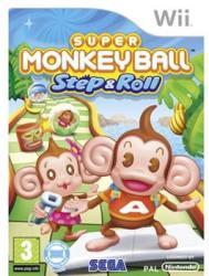 SEGA Super Monkey Ball Step & Roll (Wii)