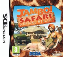 SEGA Jambo! Safari Animal Rescue (Nintendo DS)