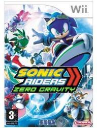 SEGA Sonic Riders Zero Gravity (Wii)