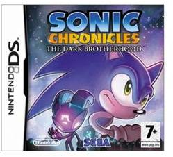 SEGA Sonic Chronicles The Dark Brotherhood (Nintendo DS)