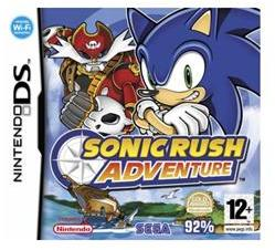 SEGA Sonic Rush Adventure (Nintendo DS)