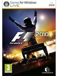 Codemasters Formula 1 2010 (PC)