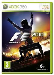 Codemasters Formula 1 2010 (Xbox 360)