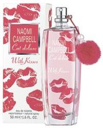 Naomi Campbell Cat Deluxe With Kisses EDT 15ml