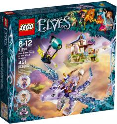 LEGO Elves - Aira és a szélsárkány dala (41193)