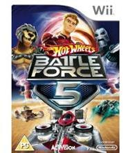 Activision Hot Wheels: Battle Force 5. (Nintendo Wii)