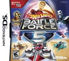 Activision Hot Wheels: Battle Force 5. (Nintendo DS)