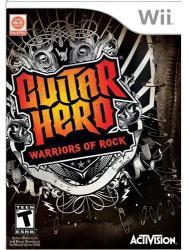 Activision Guitar Hero Warriors of Rock (Wii)
